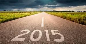 Following the new road for 2015.